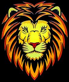 Leon Mexican Restaurant Lion Logo